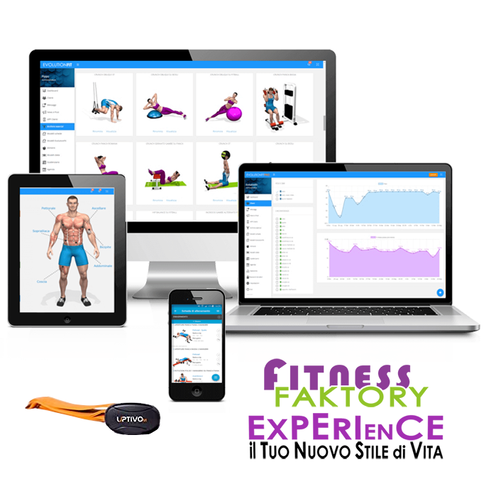 Fitness Faktory Experience Schede homepage